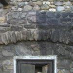 Feuer Restaurierung Steinkamin
