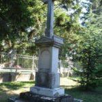 Kirchenmonument vorher